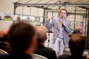 Negocio de recepción virtual para empresas