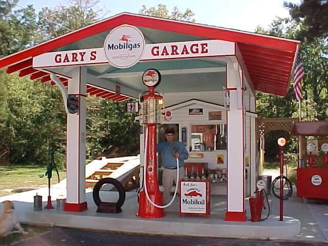 Como montar una gasolinera - Estación de gasolina
