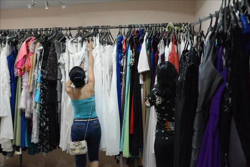 Montar un negocio de alquiler de ropa y accesorios de moda