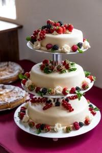 Pasteles para Bodas y Celebraciones